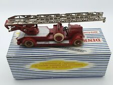 ORIGINAL FRENCH DINKY TOYS 32D DELAHAYE FIRE ESCAPE IN EXCELLENT BOXED CONDITION