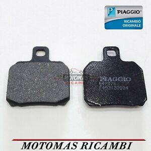PASTIGLIE PASTICCHE FRENO ANTERIORE ORIGINALI PIAGGIO BEVERLY 400 500 - X9 125