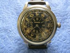 MARRIAGE Vintage Zodiac Signs WristWatch 3602  Converted Pocket Watch USSR