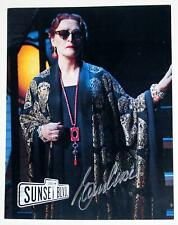 SUNSET BOULEVARD Glenn Close Signed Photograph