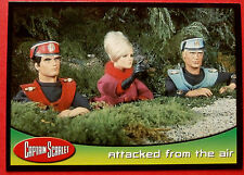 CAPTAIN SCARLET - Card #40 - Attacked From The Air - Cards Inc. 2001