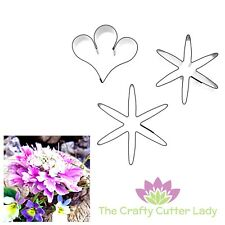 Scabious Cutter Set Scabious and Calyx Set for Sugarcraft and Cake Decoration