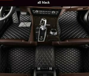 Car Floor Mats for Mitsubishi All models Tailor-made left/right hand drive