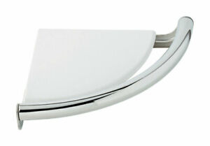 Delta DF702PC Polished Chrome Wall Mount Grab Bar 8-1/2 x 7/8 in.