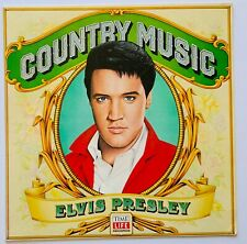 ELVIS PRESLEY- USA TIME LIFE RECORDS.COUNTRY MUSIC