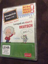 Ich Weiss Was !  Grundschule Klasse 1+2  Deutsch Ovp