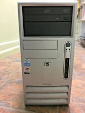 HP COMPAQ DC5100 MT DESKTOP PC, PENTIUM 4HT 3.20GHz, 512MB, 80GB, WIN XP