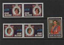 Cook Is 1984 Birth Of P.Henry SG 1003/07 MNH
