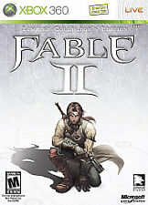 Fable II -- Limited Collector's Edition (Microsoft Xbox 360, 2008)