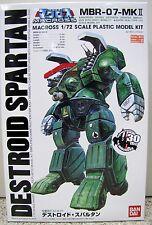 "Bandai Macross 1/72 MBR-07-MK II ""Destroid Spartan"""