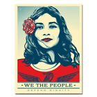 We The People American Poster Vintage Artwork Print Wall Art Decor 24x32 inch