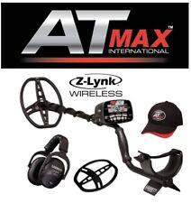 Garrett AT MAX with Z-Link wireless headphone
