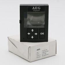 AEG Thyro-P LBA Bedieneinheit