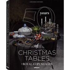 teNeues Publishing 50 Years of Christmas Tables