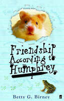 Friendship According to Humphrey, Birney, Betty G., Very Good Book