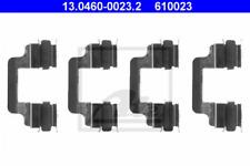 Zubehörsatz, Scheibenbremsbelag für Bremsanlage Hinterachse ATE 13.0460-0023.2