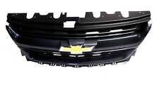 84270804 Cyber Grey Metallic Front Grille 2015-18 Chevrolet Colorado