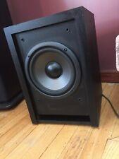 Polk Audio 100W Powered Subwoofer Speaker In Excellent Working Condition