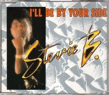 Stevie B - I'll Be By Your Side - CDM - 1991- Downtempo 4TR Touch Of Gold France
