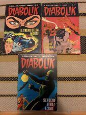 Rari Fumetti Diabolik