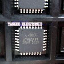 10PCS IC ATMEGA88-20AU ATMEGA88 IC AVR MCU 8K 20MHZ 5V 32TQFP 2014