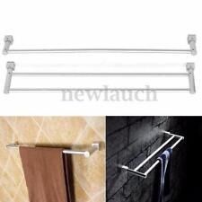 Porte-serviettes en aluminium pour la salle de bain