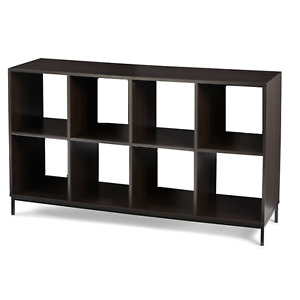 Better Homes & Gardens 8 Cube Storage Organizer with Metal Base