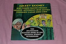 Mickey Rooney - Stupendous Success Story of the Seventh Street Superstars - 2LP