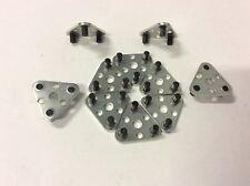 10 Shurlite Triple 3-way Replacement Flints for Torch Welding Striker/Lighter