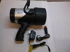 5RHL8 Rechargeable Spotlight Silver/Black NEW (F24K)