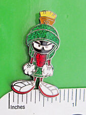 MARVIN the MARTIAN  hat pin , lapel pin , tie tac , hatpin (glitter)  GIFT BOXED