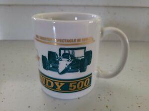 INDIANAPOLIS 500-79TH RACE-MAY 28, 1995-16 OZ. MUG