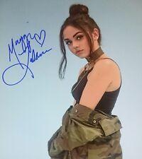 Maggie Lindemann Autographed 8x10 Photo Signed Authentic PRETTY GIRL Tour RARE