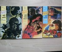 Crossroads 1-2, 4, Lot of 3 Graphic Novels, English, Steven Grant