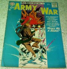 Our Army at War 136, FN- (5.5) 1963, 40% off Guide!