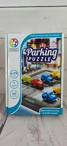 Smart Games  - Parking Puzzler - 1 Player Compact Puzzle Game (SG434)