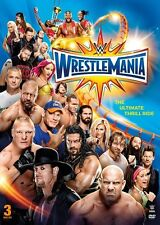 Wwe: Wrestlemania 33 DVD