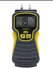 General MMD4E Digital Moisture Meter