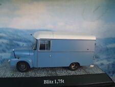 1:43 PREMIUM CLASSIXXs  OPEL BLITZ 1,75T  1952 limited 1 of 1000