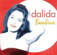 DALIDA Bambino EU Press Soldore SOL 693 2007 CD