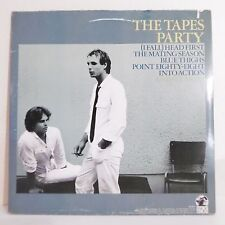 """33T THE TAPES PARTY Vinyle LP 12"""" I FALL HEAD FIRST - PASSPORT Records 9842 Rare"""