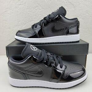 Nike Air Jordan 1 Low SE ASW All Star 2021 Black White mens GS DD1650-001