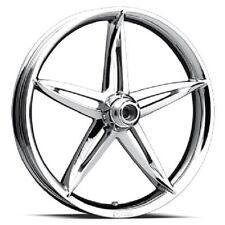 Metalsport Wheels Lusso 21in. X 3in. Wheel, .75in. Axle - WLS2133C