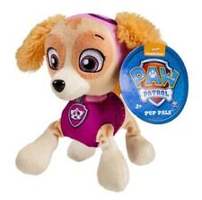 Paw Patrol Skye Plush Soft Toy GENUINE Nickelodeon Pup Pal Girl birthday Tracker