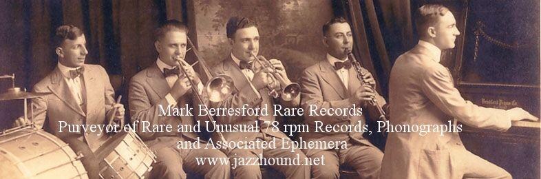 Mark Berresford Rare Records