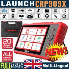 2020 LAUNCH X431 CRP PRO 909X Car Scanner Automotive Diagnostic Tool 4 System UK