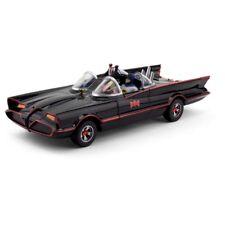 Batman Clásico - 1966 Batmóvil con Batman & ROBIN Mini Flexible figuras