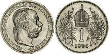 Austria: Corona silver 1895 - UNC