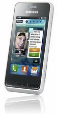 Samsung Wave 723 White, TOP Zustand