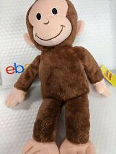 Kohls Cares Curious George Plush Monkey Stuffed Animal Free Ship New w/ tags